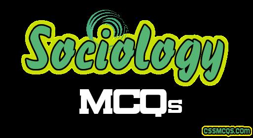 Sociology MCQs by CSSMCQs banner